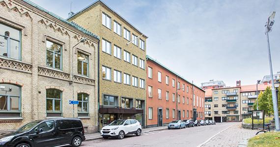 Kontorsbild Karlstad