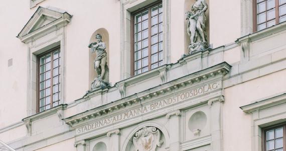 Kontorsbild Stockholm