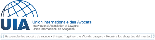 Attorney at Law Katarina Karlsson is invited as a speaker at the UIA Congress in Toronto
